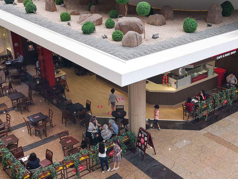 Mall in Sharjah