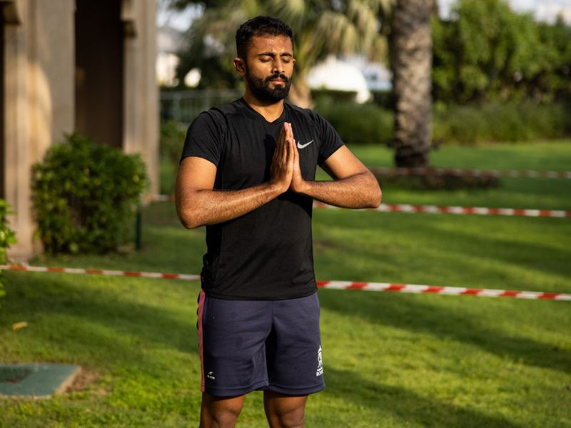 Rajasthan Royals' Shreyas Gopal found time for some solitude and reflection