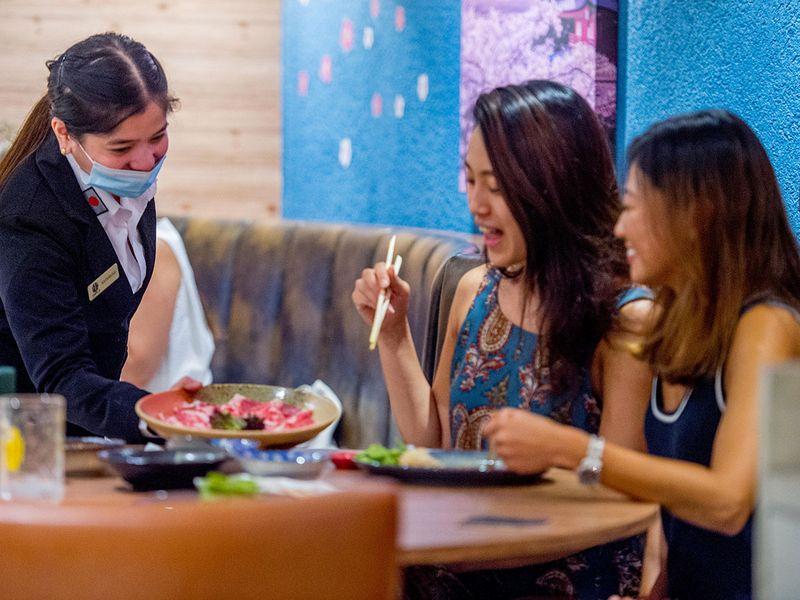 Restaurant in Dubai