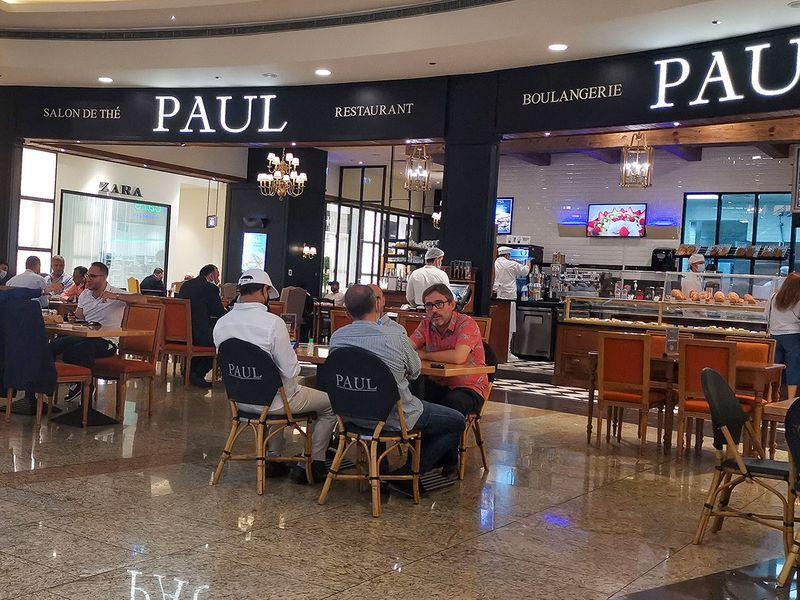 Resturant in Sharjah