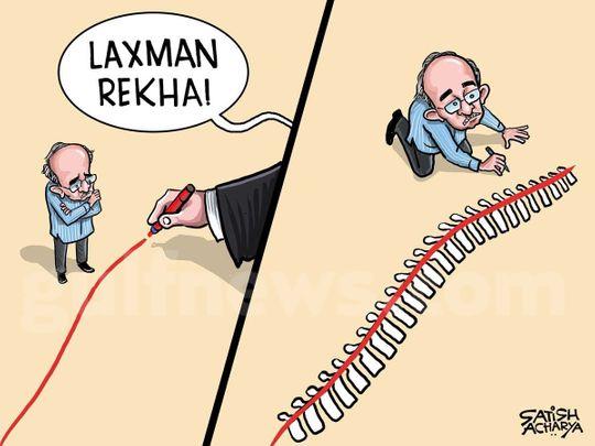 Satish Acharya Cartoon August 23