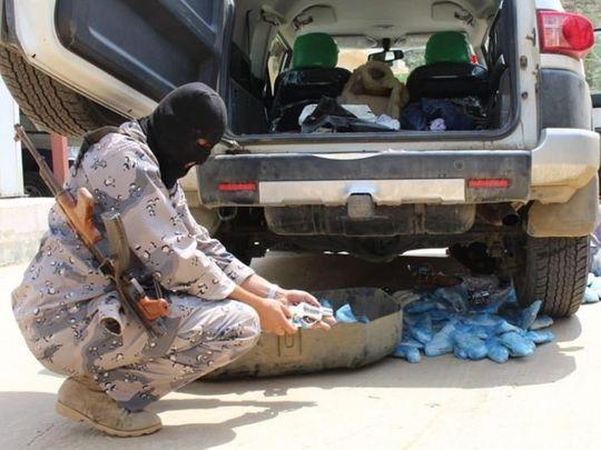 200824 Saudi narcotics