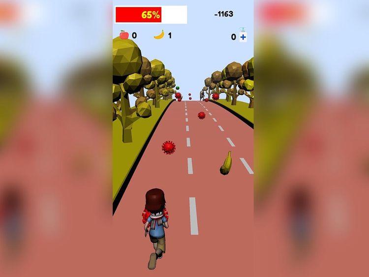 India: 13-year-old Manipur boy develops coronavirus-themed mobile game, ' Coroboi' | India – Gulf News