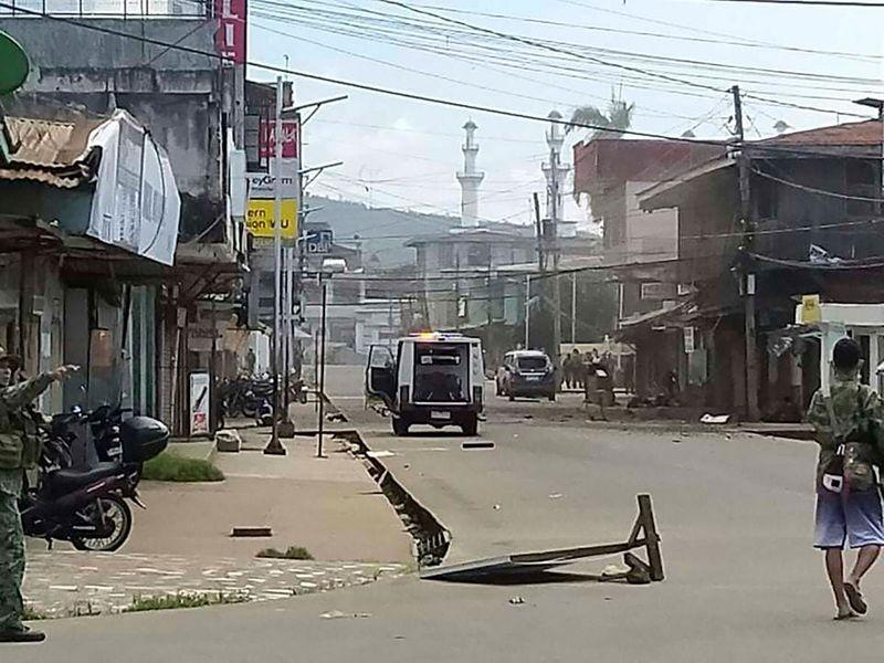 Philippines Bombings