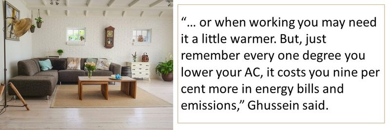 Reduce your AC cost