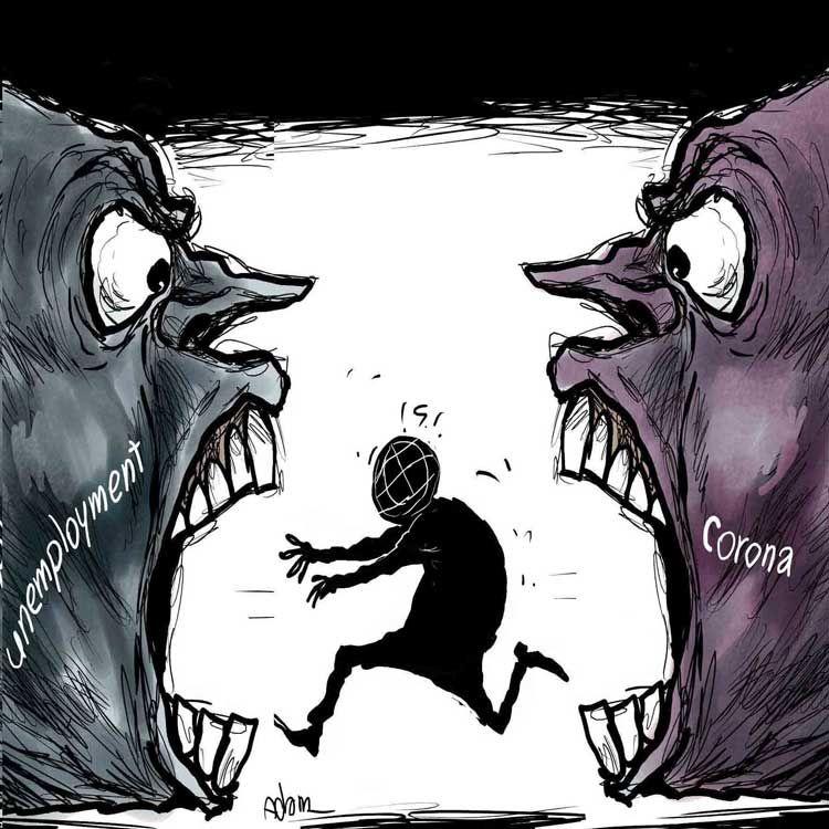 2 Adam Cartoon August 25