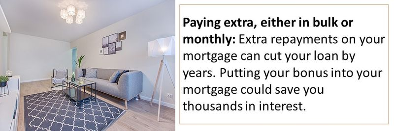 5 smart tips to pay off your mortgage early