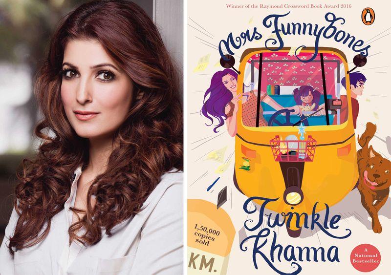 Twinkle Khanna book