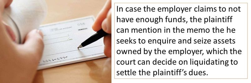 "UAE Labour Law: ""My employer has not given my dues even after a court judgement"""