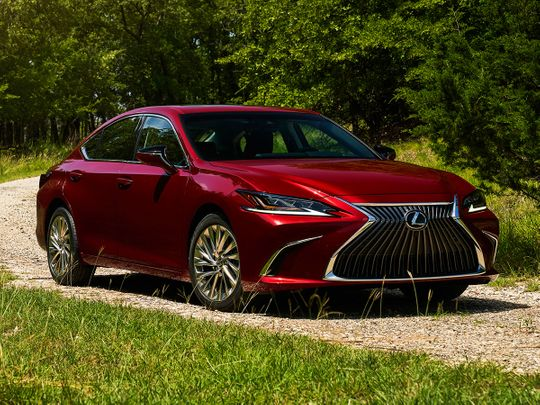 2021 Lexus ES saloon gets AWD and special trim | Auto-news ...