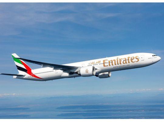 Emirates Boeing 777 ER