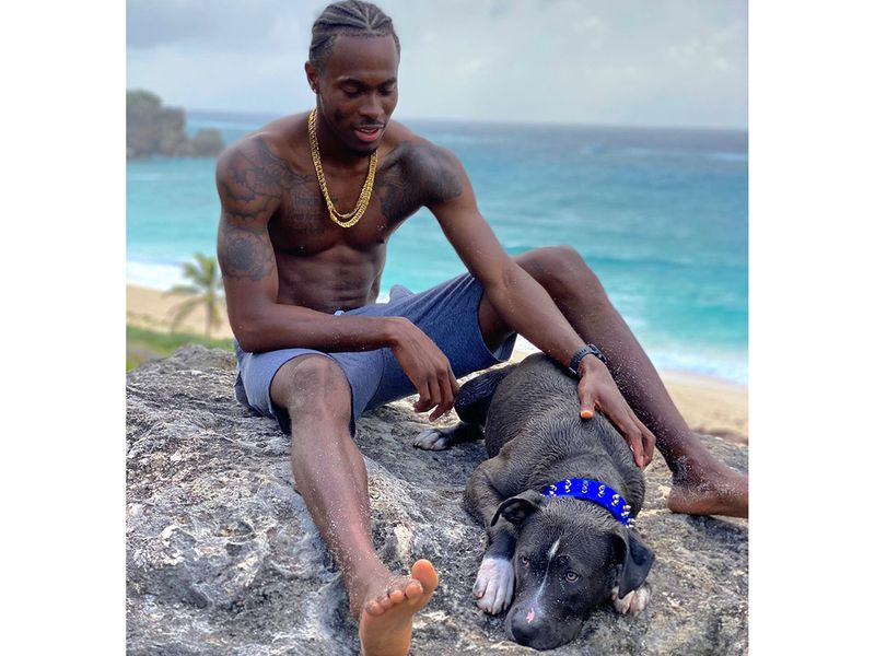 Not sure what Iyer's teammate Jofra Archer would make of him rating dogs as favourites, but he is clearly a fan of the pooches too, so I'm sure he understands.