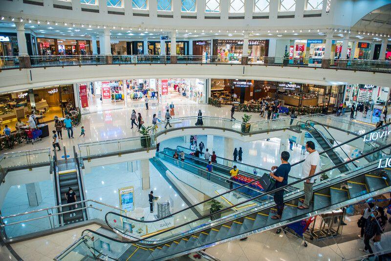 Sale, Deira City Centre