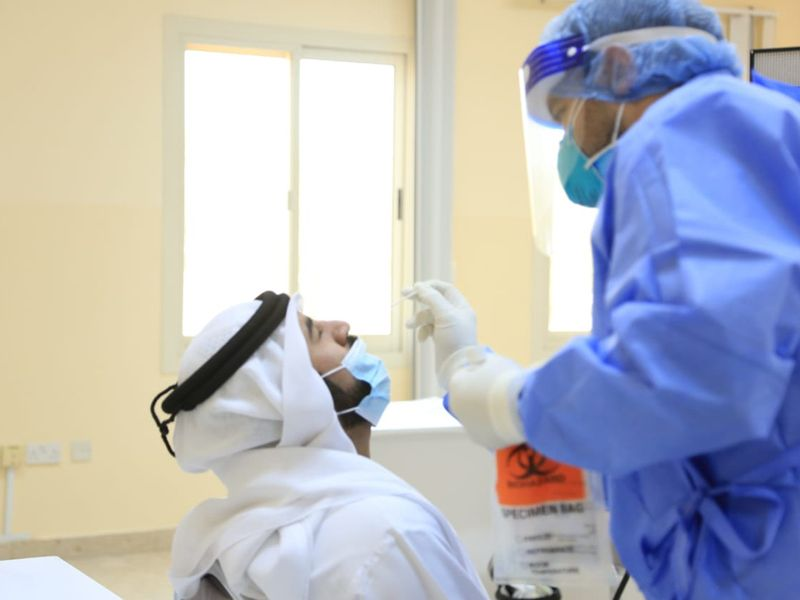 UAE ranks first globally in number of COVID-19 tests conducted per day