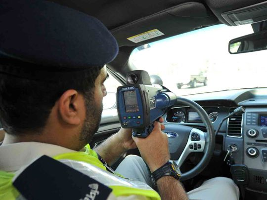 Abu Dhabi fines