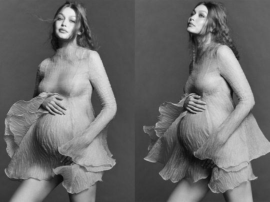 Gigi Hadid pregnancy