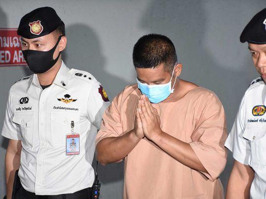 Thai headmaster  death sentence