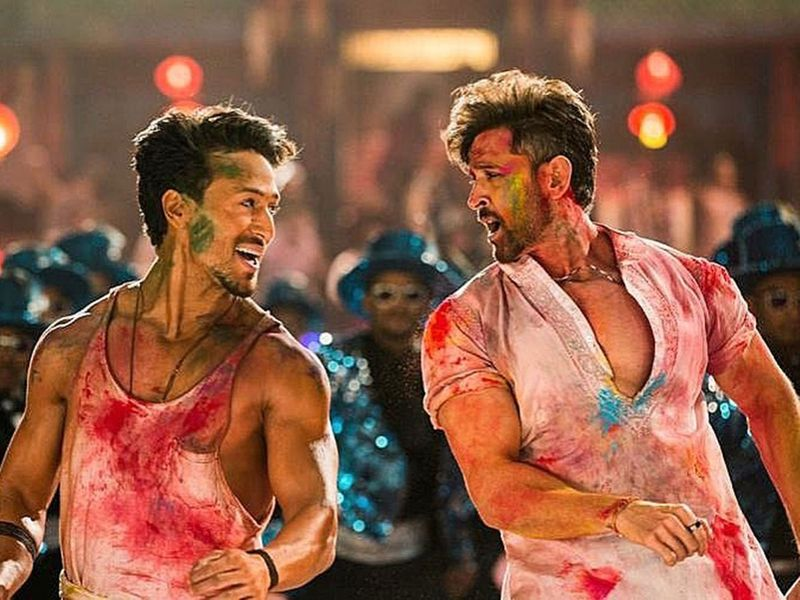 Tiger and Hrithik