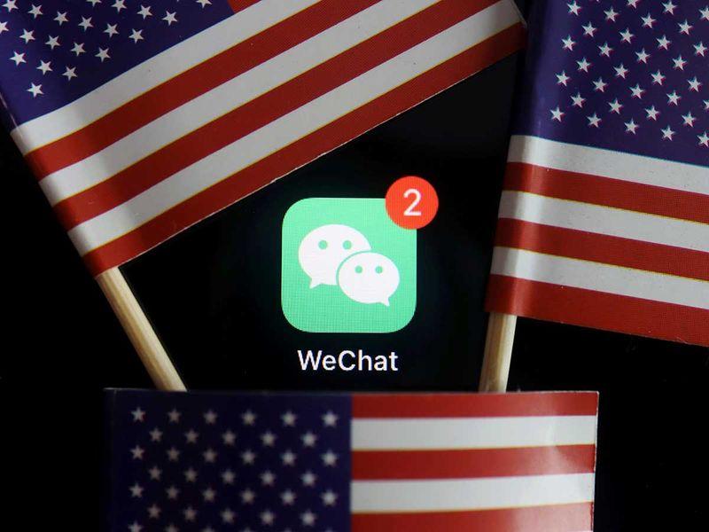 US bans WeChat, TikTok from app stores, threatens shutdowns
