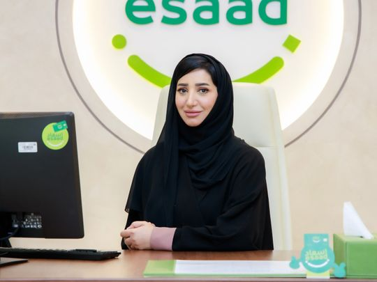 NAT 200815 Mona Al Amri Police spondor patient with kidney failure-1598703257156