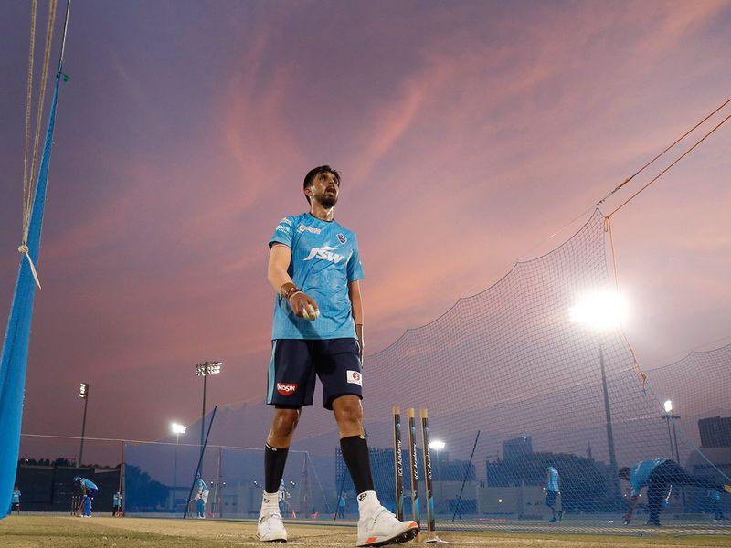 Delhi Capitals get ready for IPL 13 in UAE