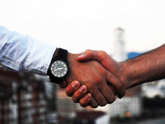 Diplomacy Shakehand