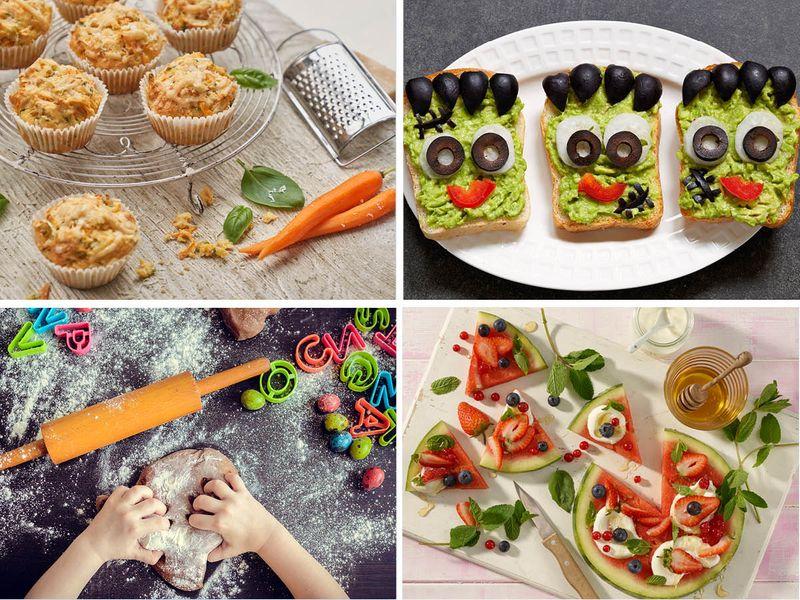 Healthy snack hacks for kids Annabel Karmel