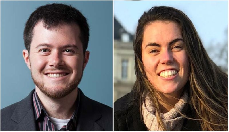 Sophie Rose (right) and Josh Morrison co-founded a group pushing a fast—and controversial—approach to COVID-19 vaccine trials and has volunteered to participate. The controversial 'human challenge' trials for COVID-19 vaccines 010202
