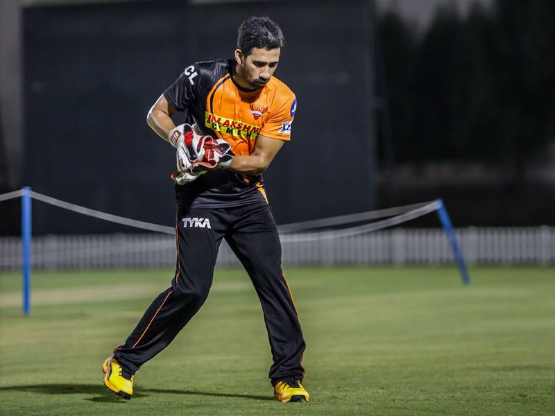The Sunrisers were finally back in action after the coronavirus-pandemic-enforced break in all cricketing action. After six months they were hitting out in the UAE.