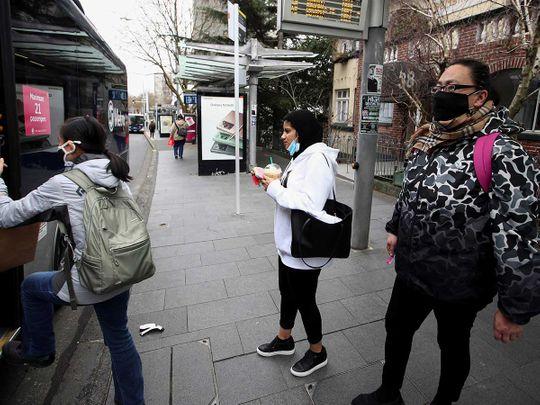 Bus mask New Zealand