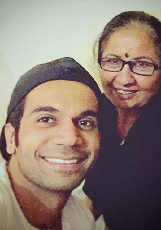 Rao and mum