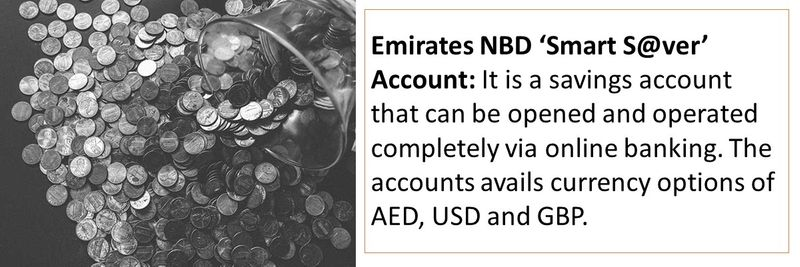 Top 6 Savings Accounts in the UAE
