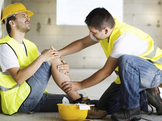 Workplace injury uae labour law