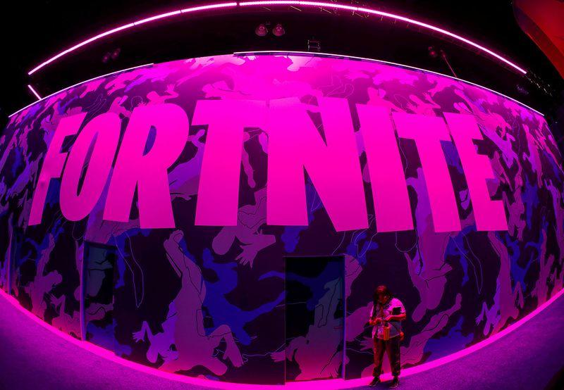 pic Games' Fortnite game