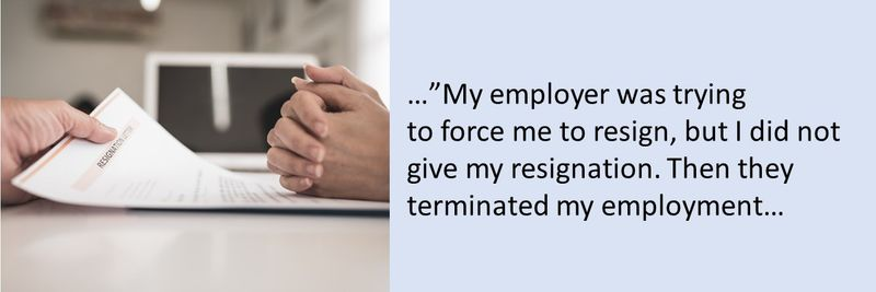 Fired for being pregnant Maternity leave