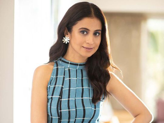 Indian star Rasika Dugal on Bollywood and the web boom