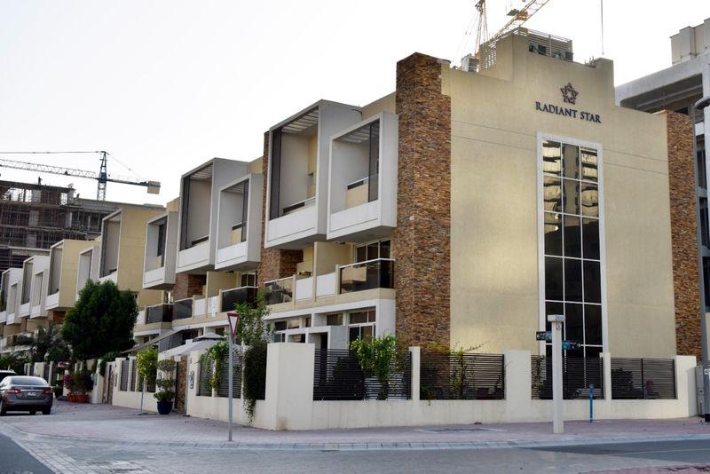 JVC Jumeirah Village Circle