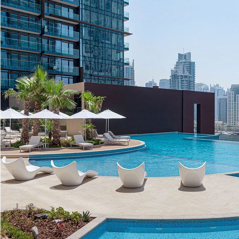 Jumeirah Living Pool Area