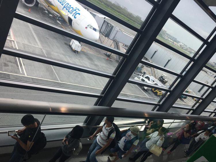 Manila Airport NAIA Cebu Pacific