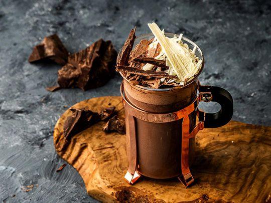 North28 Mirzam hot chocolate