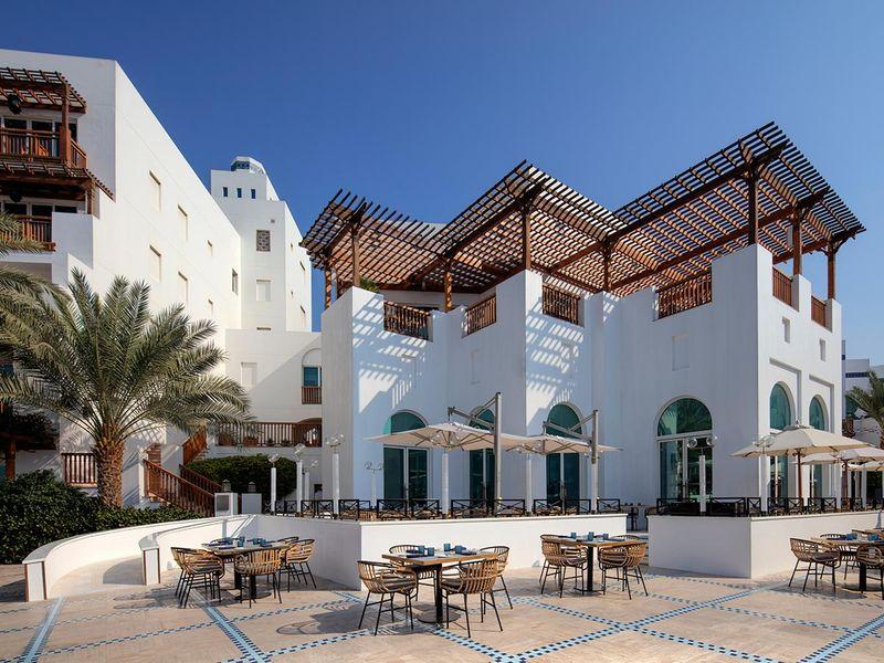 Park Hyatt Dubai, Brasserie Du Park