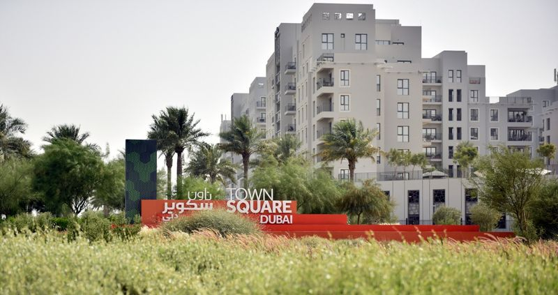TOWN SQUARE DUBAI: