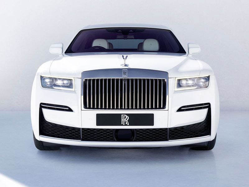First Look This Is The All New Rolls Royce Ghost Auto News Gulf News