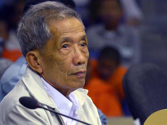 Kaing Guek Eav, better known as Duch KHmer Rouge