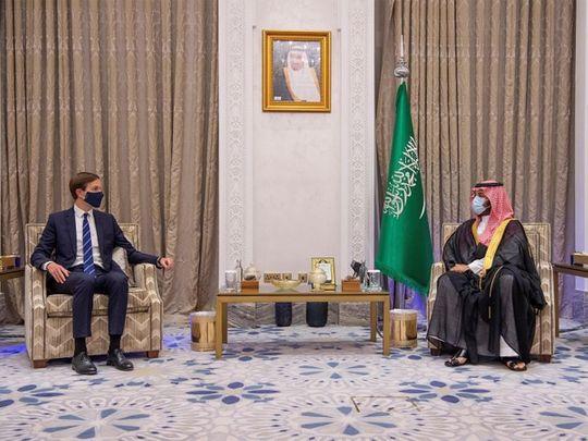 200902 Kushner Saudi