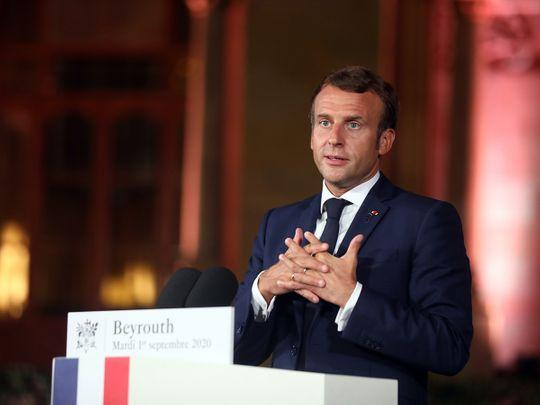 200902 Macron
