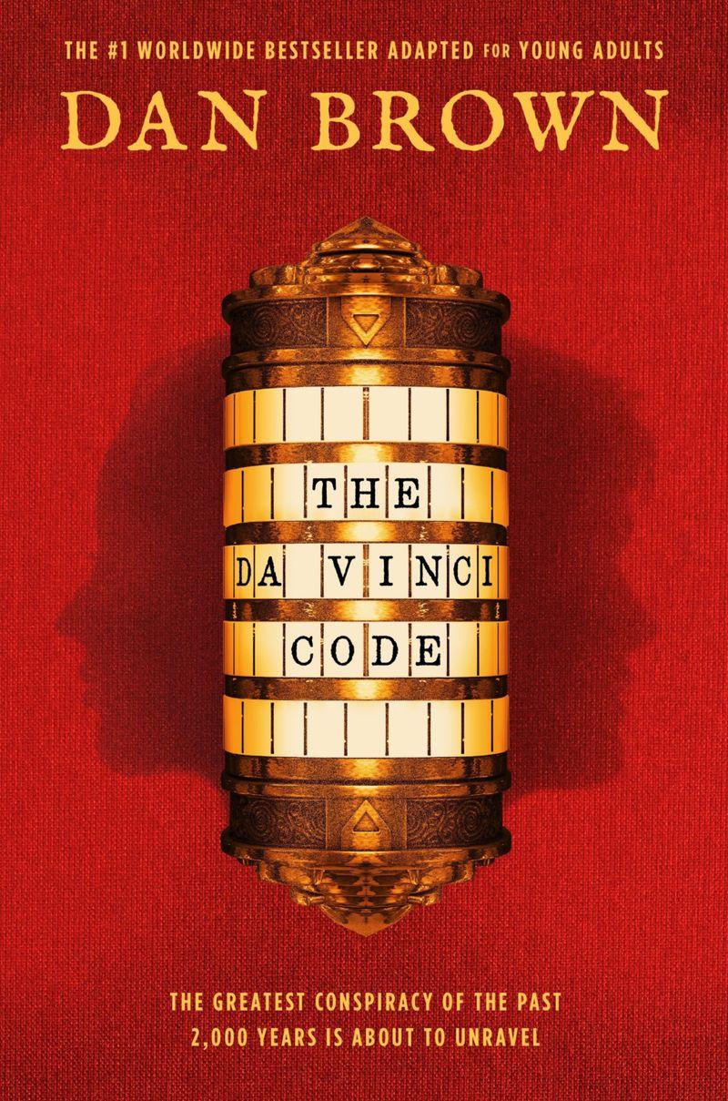 Dan Brown Da Vinci Code-1599026328469