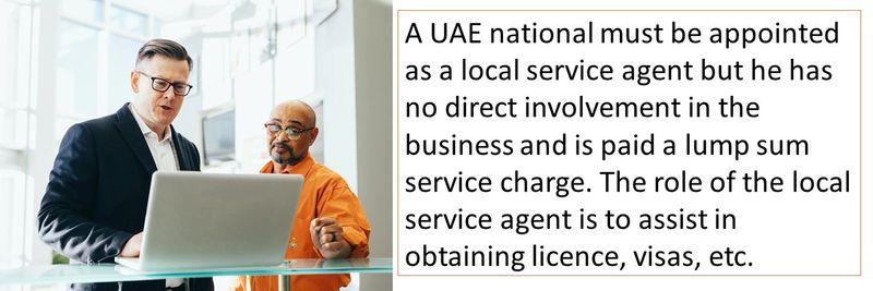 How to set up a sole establishment in Dubai