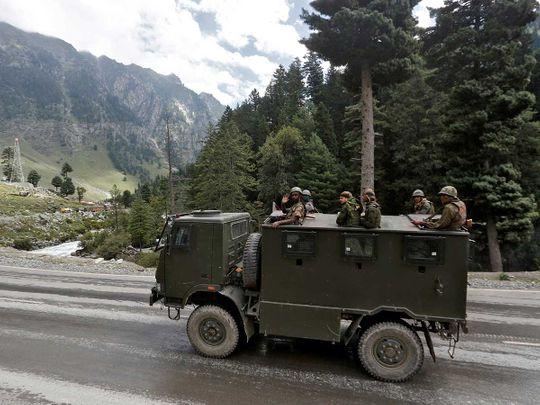 India army troops Ladakh