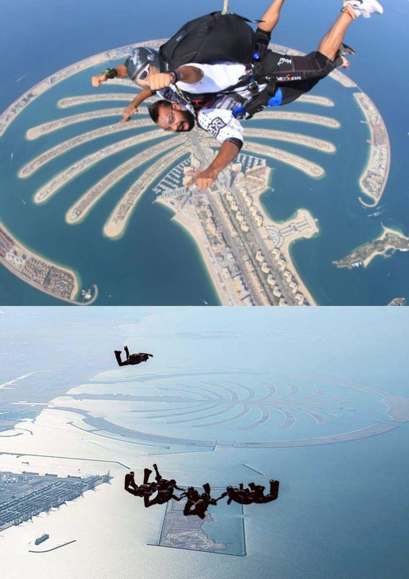 Skydive Dubai 0001